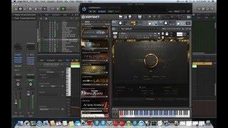 Mountain Of Gods (NI Strings /Brass Symphony series Epic Demo)