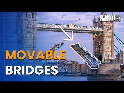 Download Innovative bridges that actually move