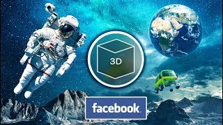 Jak zrobić ZDJĘCIE 3D na Facebook