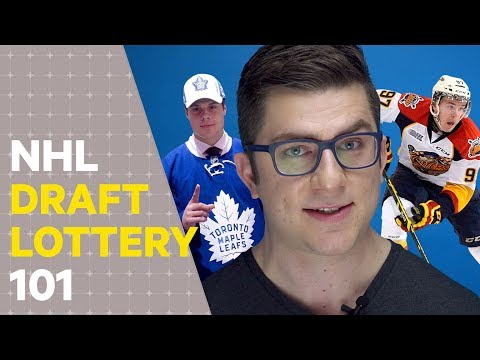 NHL Draft Lottery explained