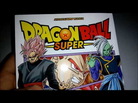 dragon-ball-super-manga-volume-4-unboxing-new-in-english