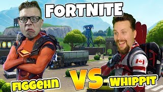 WHIPPIT vs FIGGEHN I FORTNITE *RETAIL ROW* Playground