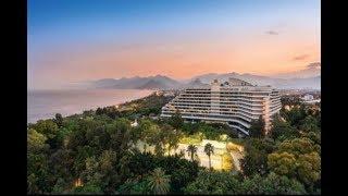 Открытие пляжей в Турции Возобновление авиаперелетов Открытие отеля RIXOS DOWNTO