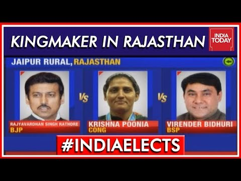 Rajasthan Polls: Congress Fighting, But Trends Favour BJP   Lok Sabha Elections 2019