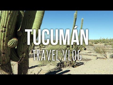 3 DÍAS EN TUCUMÁN! vlog de viaje | Ceci de Viaje