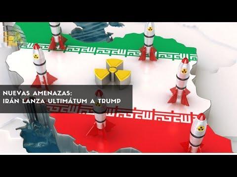 Download Youtube: Nuevas Amenazas: Irán lanza ultimátum a Trump sobre acuerdo nuclear.
