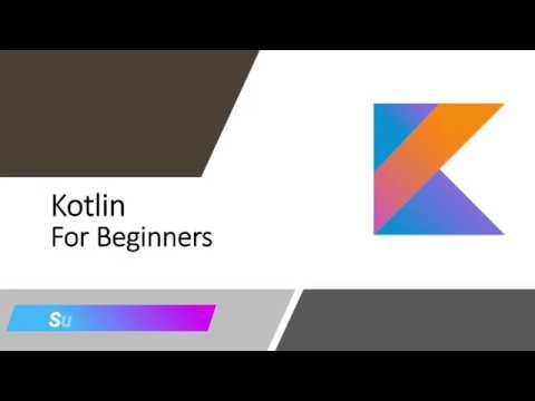 #1 Kotlin for Beginners Tutorial [ NO AD] | What is Kotlin ? | Android Development | thumbnail