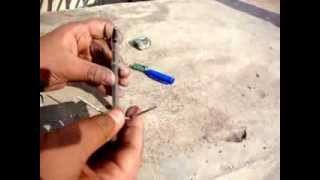 how to make a pen bomb easy