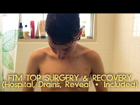 A Raw Documentary: FTM Top Surgery & Recovery