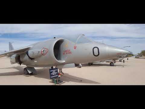 Pima Air and Space Museum, Tucson AZ