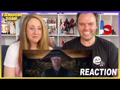 Mortal Kombat Red Band REACTION - Fandom Zone