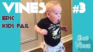 Epic Kids Fail Compilation | TRY NOT TO LAUGH | Cute Baby Videos