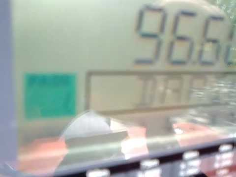 Quick FM Bandscan on the Danube Bridge from YouTube · Duration:  7 minutes 22 seconds