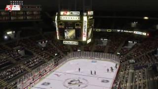NHL 2K10 arenas