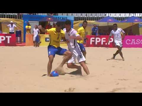 beach soccer   Mundialito   2017 BRAZIL  FRANCE