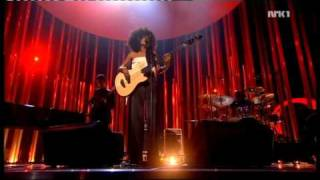 Esperanza Spalding - I know You know (Live) - Nobel concert thumbnail