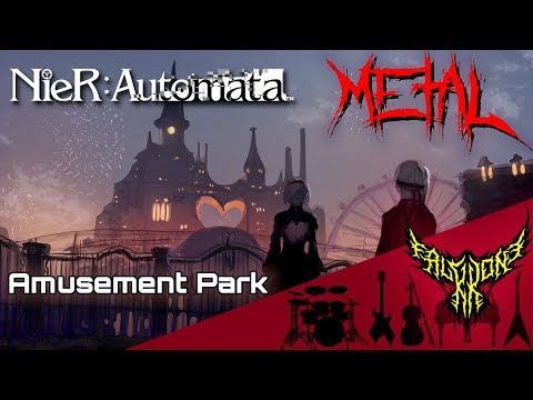 NieR: Automata - Amusement Park 【Intense Symphonic Metal Cover】