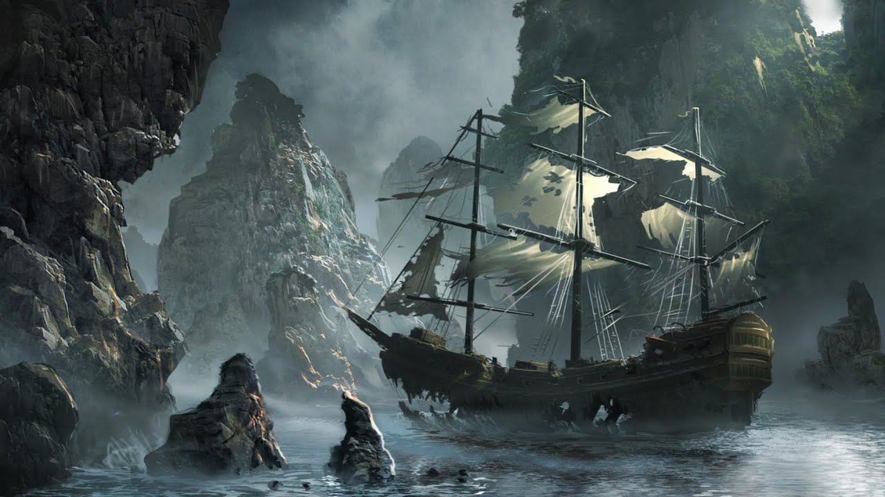 Pirate Music - Pirate Cove - YouTube