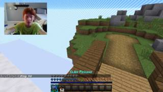 THE FIRST VIDEO | Minecraft Skyrealms