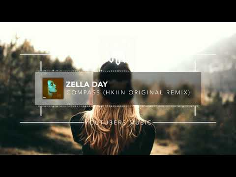 Zella Day - Compass (HkiiN Remix) [No Copyright Music]