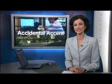 Tasmanian woman Leanne Rowe wakes from car crash with rare Foreign Accent Syndrome   ABC  Austra