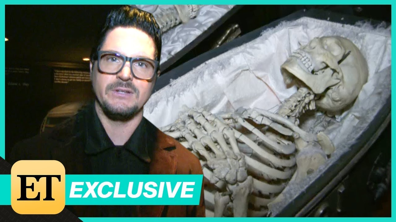 Download Zak Bagans of Ghost Adventures Takes ET on a Tour of his Haunted Museum (EXTENDED CUT)