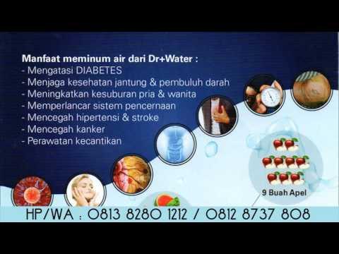 Agen Dr+Water Anti Kanker Anti Diabetes Jakarta