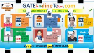 How to register for GATE Online Test Series
