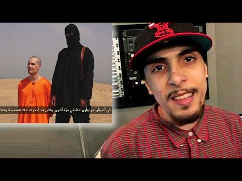 A British rapper could be the executioner of James Foley