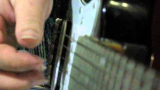 Простое арпеджио  N1  перебор 'шестерка'  mus in ua  Уроки по гитаре в Киеве