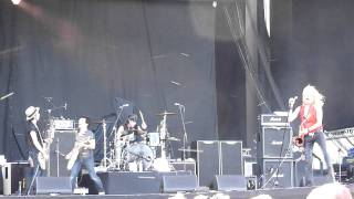 Michael Monroe Band - Malibu Beach Nightmare (Live in Helsinki, June 26th, 2011)