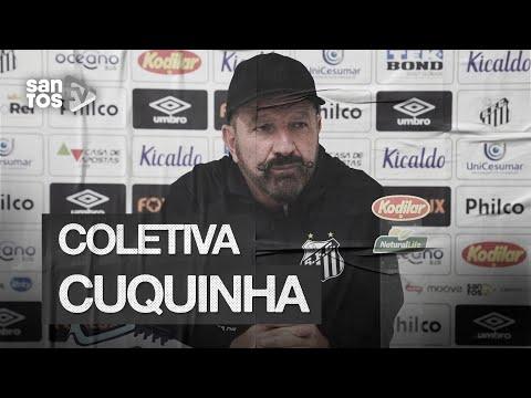 CUQUINHA | COLETIVA (08/11/20)