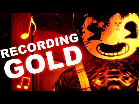 "BENDY SONG | ""Recording Gold"" by CK9C [OFFICIAL SFM]"