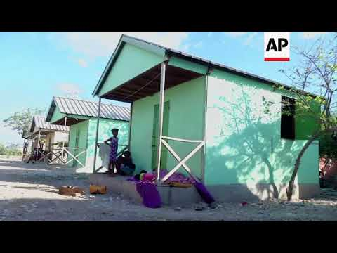 Haiti / USA - Haiti's president condemns Oxfam over sexual misconduct scandal