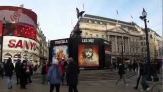 ピカデリーサーカス  London - Piccadilly Circus