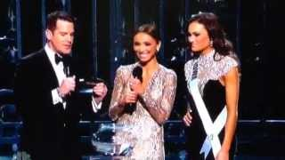 Miss Iowa USA On-Stage Question at Miss USA 2014