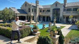 TOUR DE NUEVA CASA! INSPIRADA POR HARRY POTTER! | Salomondrin