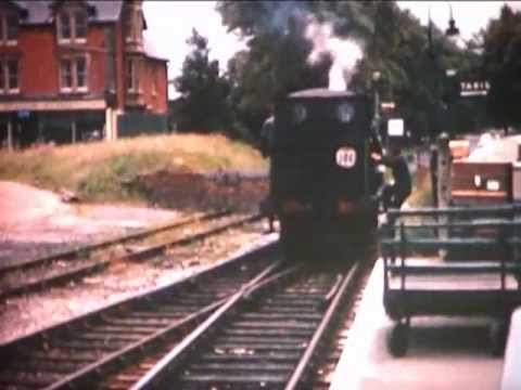 Branch Line to Hayling Island 1963