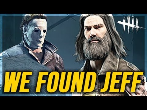 WE FOUND JEFF INGAME Dead by Daylight With My Fiancee