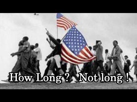 キング牧師・How Long?  Not long!  MGM州議事堂・1965年3月25日