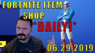 Tronk's Fortnite Item Shop Review! Peau de hold-au-va de nouveau! 29 juin 2019