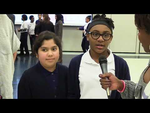 Mae Jemison Elementary School - Video Contest Winners