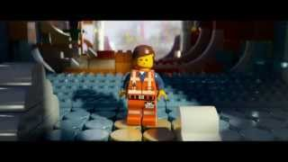 The LEGO® Movie official teaser movie trailer (2014) MasterBuilder Film