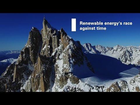 Renewable energy's race against time