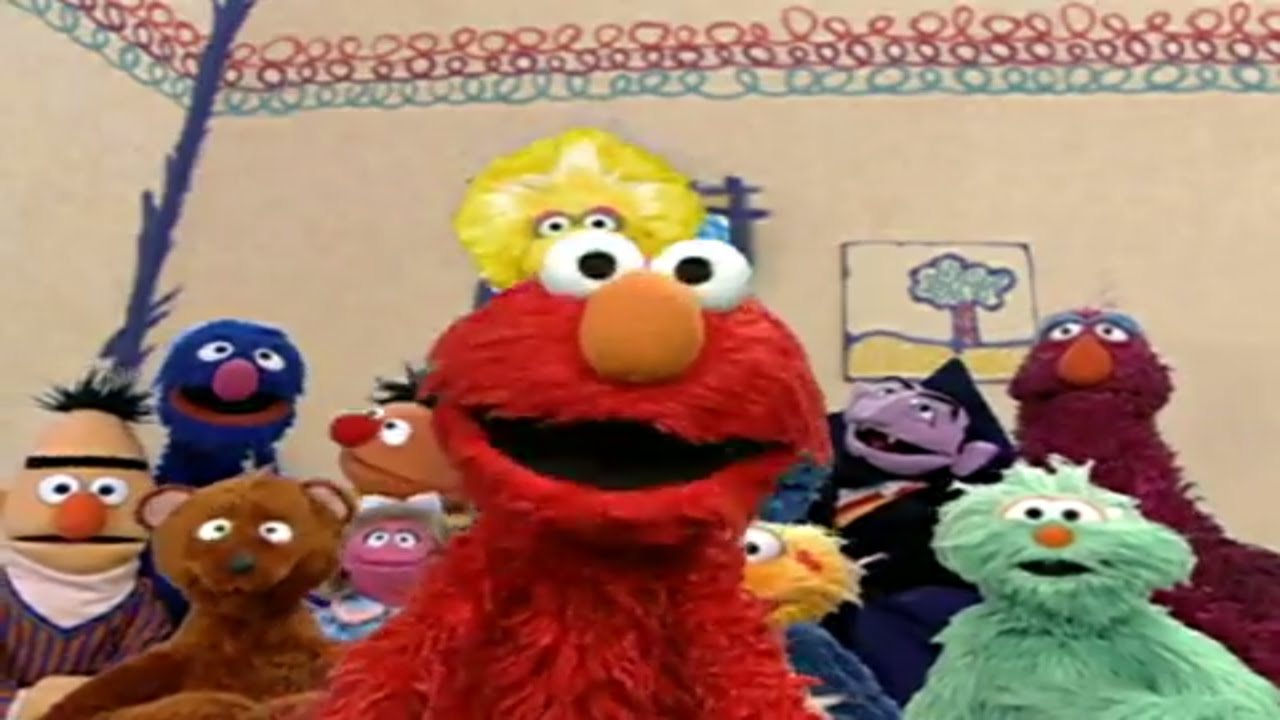 Sesame Street: Elmo's World: What Makes You Happy? - Clip ...