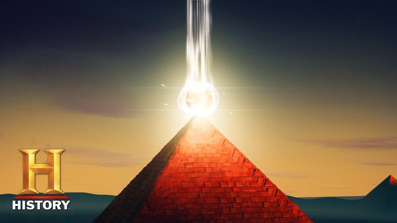 Download Ancient Aliens: Egyptian Pyramids' Shocking Design (Season 17)