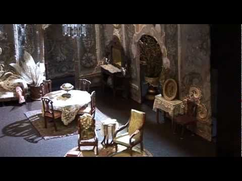 Stage and costume design - The Library Theatre Exhibition - YouTube