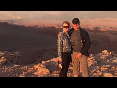 Tom and Connie Chile Trip...2018