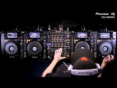 CDJ-900NXS Friction Performance