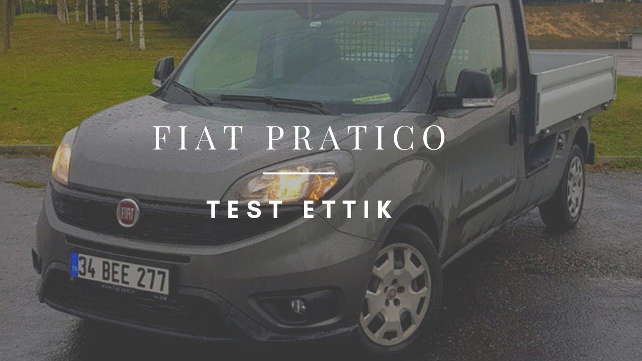 Download Fiat Pratico Test Sürüşü. Fiat Pratico nasıl?